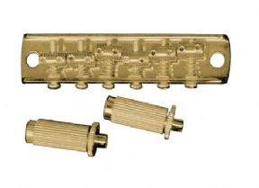 BIGSBY 6 SADDLE BRIDGE GOLD